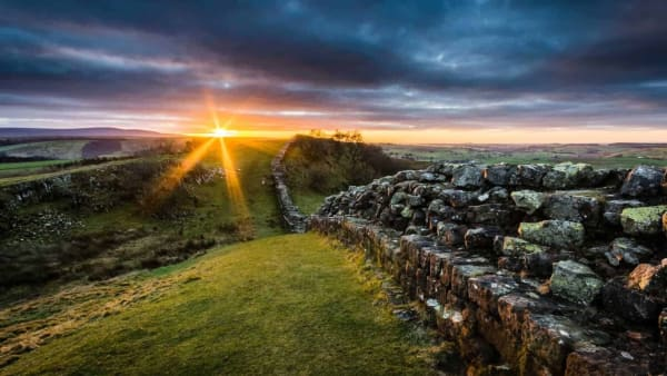 90 mile Virtual Hadrian's wall challenge